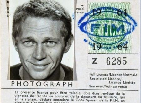 steve mcqueen drivers license 450x330 - Steve McQueen's Drivers License