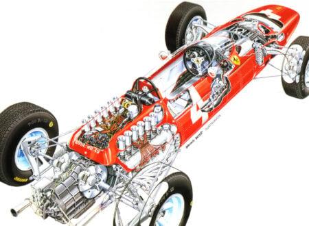 1964 Ferrari 158 Formula 1 Car 450x330 - 1964 Ferrari 158