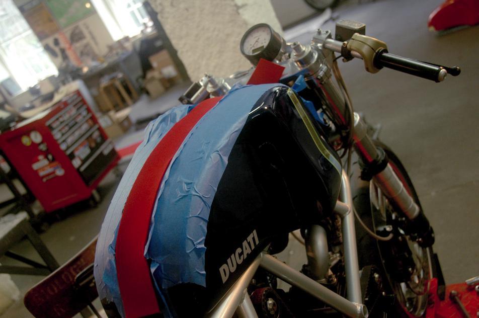 DSC 0054 Building The Riviera Ducati SS With Walt Siegl