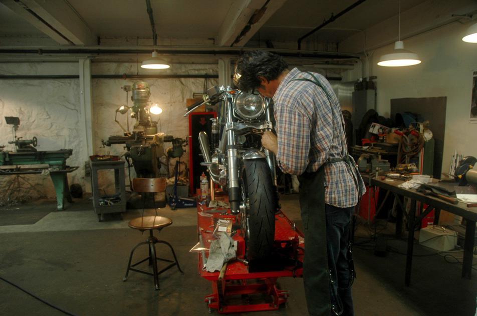 DSC 0080 Building The Riviera Ducati SS With Walt Siegl