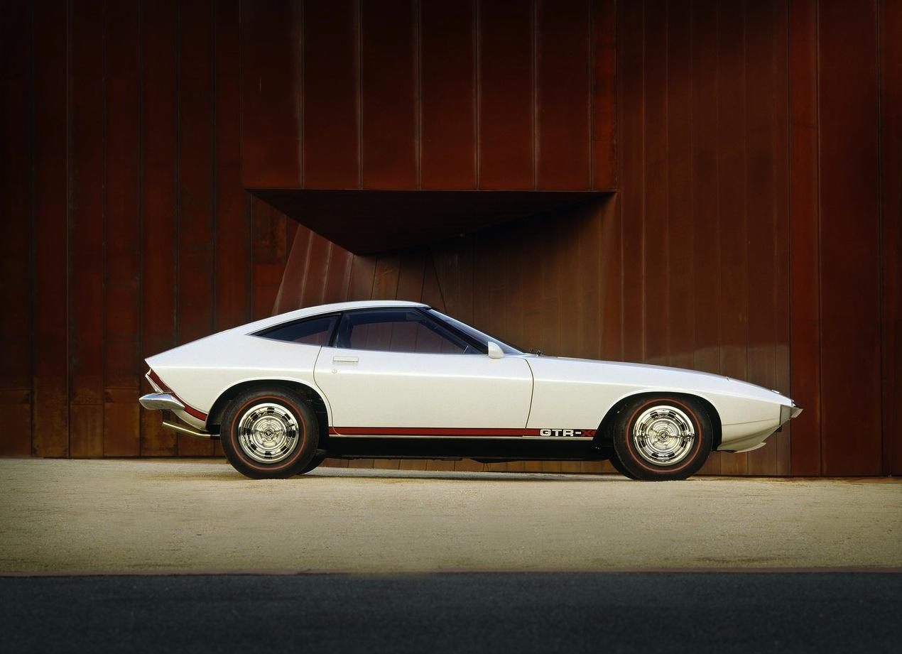 Holden Torana GTR X 1970 6 Holden Torana GTR X Concept