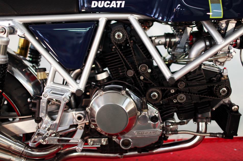 MG 0372 Building The Riviera Ducati SS With Walt Siegl