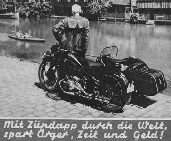 Propsekt 1938 II Zündapp K800