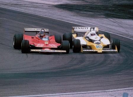 Rene Arnoux vs Gilles Villeneuve 450x330 - Rene Arnoux vs Gilles Villeneuve