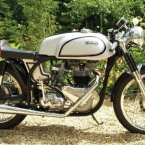 Triton Café Racer Motorcycle 290x290 - 1956 Triton Café Racer