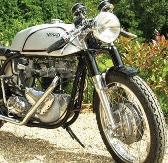 Triton Café Racer1 341x330 - 1956 Triton Café Racer
