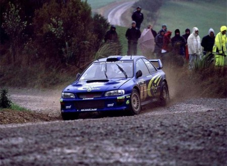 colin mcrae in action 450x330 - Onboard With Colin McRae