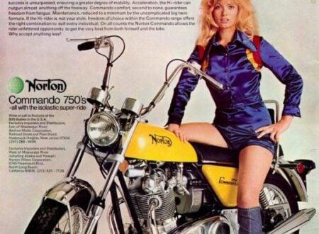 NGFreedom 450x330 - Vintage Norton Commando Advertisements
