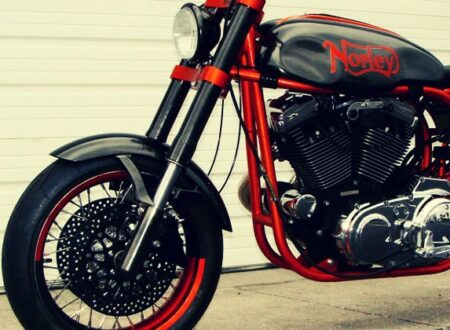 Norley Café Racer by Santiago Choppers1 450x330 - eBay Find: Norley Café Racer by Santiago Choppers