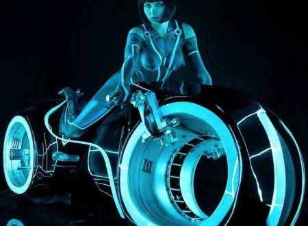 PlayboyTron 0 450x330 - The Tron Lightcycle Playboy Shoot
