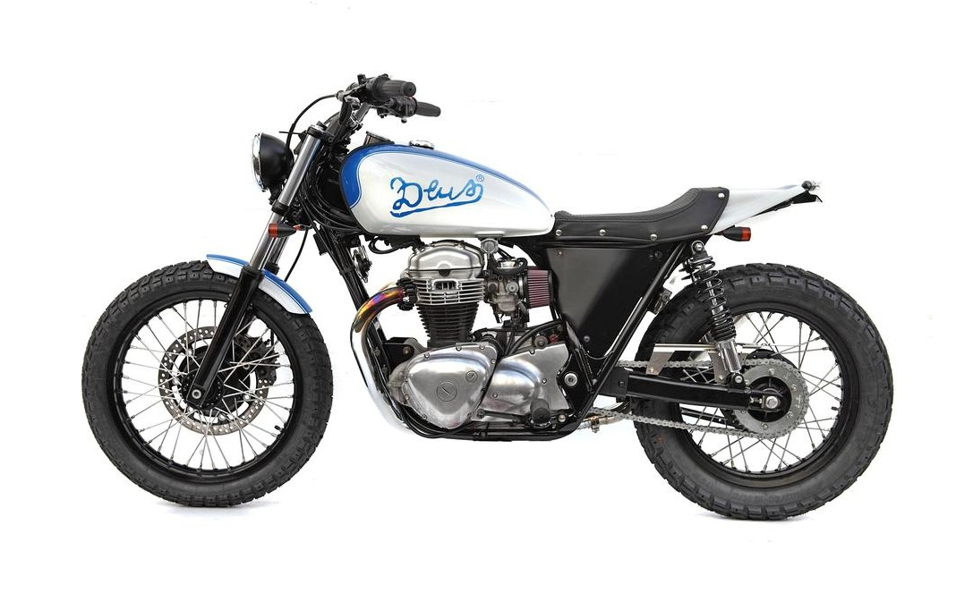 W650 Flat Tracker by Deus Ex Machina 4
