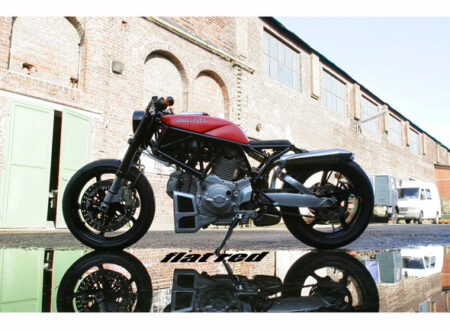 flat12 450x330 - Ducati Flat Red