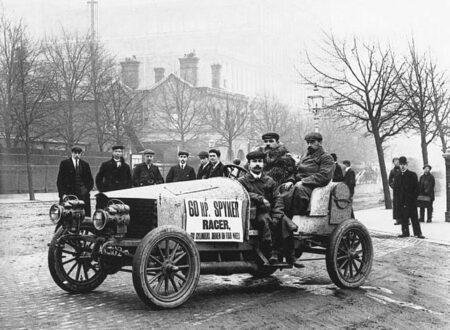 1903 spyker 60 hp 6 cyl 4wd 450x330 - 1903 Spyker