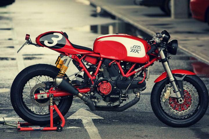 Café Veloce By Radical Ducati 1