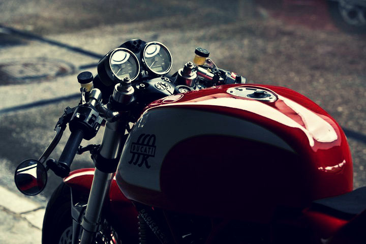 Café Veloce By Radical Ducati 4