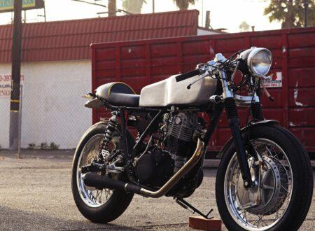 Custom SR500 Cafe Racer Motorcycles1 450x330 - Deus Ex Machina SR500 Custom