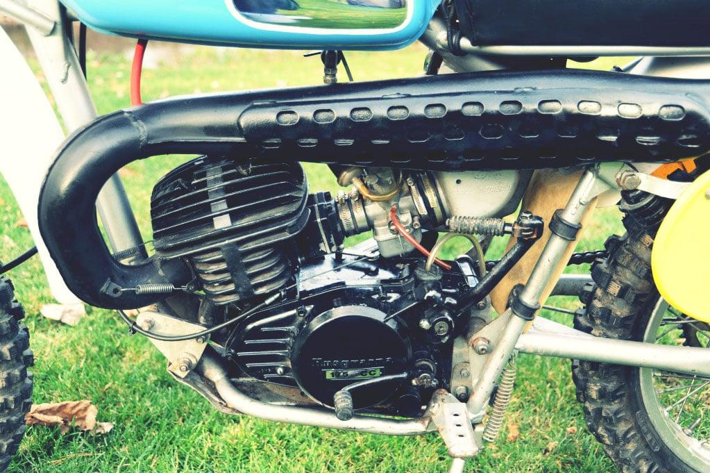 Husqvarna 175 GP Engine