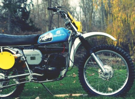 Husqvarna 175 GP Motorcycle1 450x330 - eBay Find: 1975 Husqvarna 175 GP