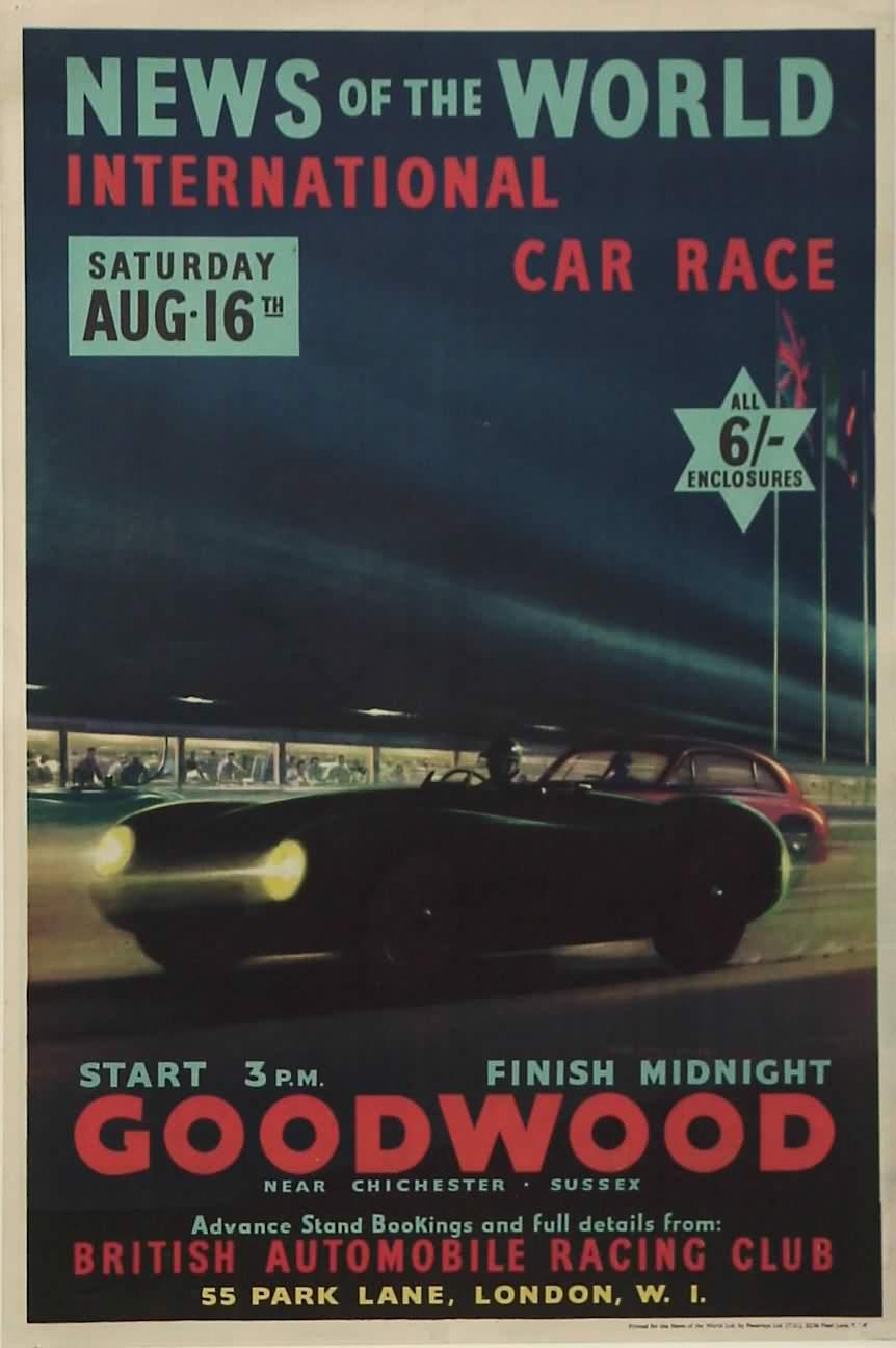 Jaguar Goodwood 1952