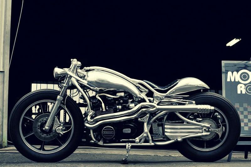 Kawasaki Z750 Custom Motor Rock Kawasaki Z750 LTD