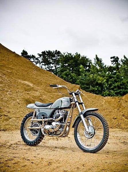 Métisse Motorcycles Desert Racer