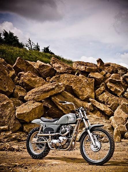 Métisse Motorcycles Steve McQueen