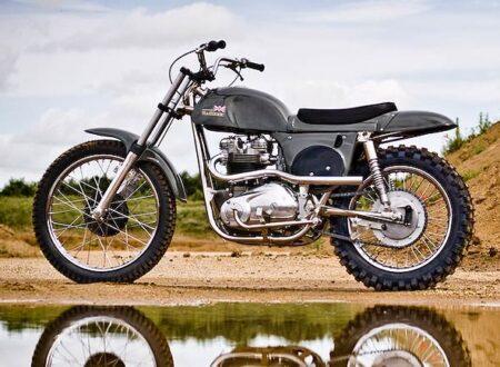 Métisse Motorcycles Vintage1 450x330 - Steve McQueen Desert Racer by Métisse Motorcycles