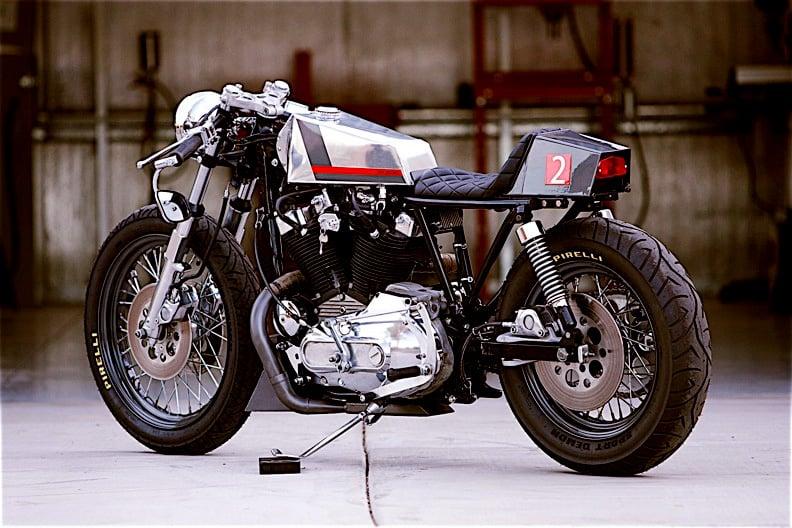 Naked Café Racer DP Customs