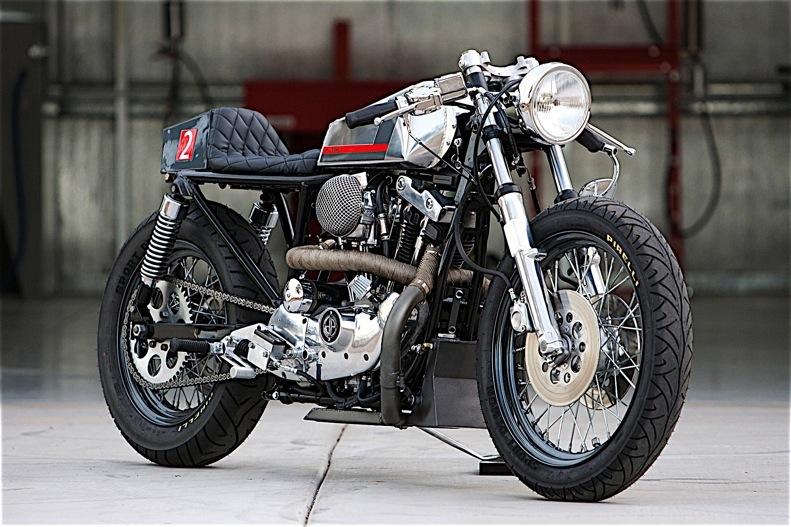 Cafe Racer Motorcycle Magazine Sept 2013 Honda Cb350 Cb750 Cr750
