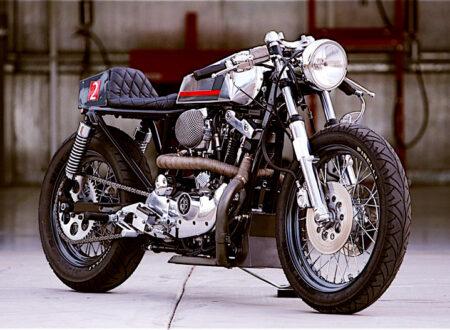 Naked Café Racer Motorcycle DP Customs1 450x330 - Naked Café by DP Customs