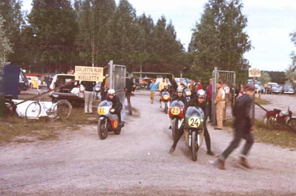 Vostok Motorcycles USSR