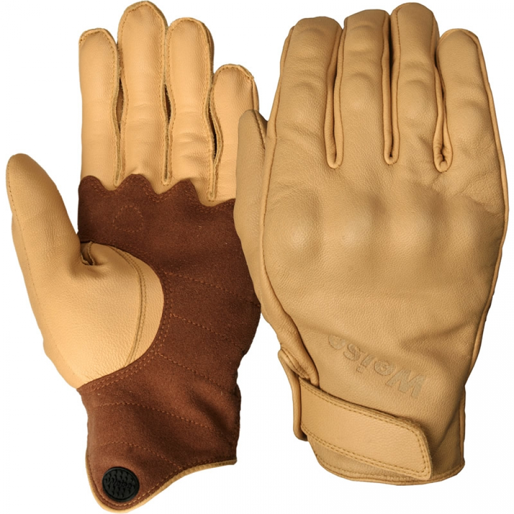 Cafe Racer Style Motorcycle Gloves