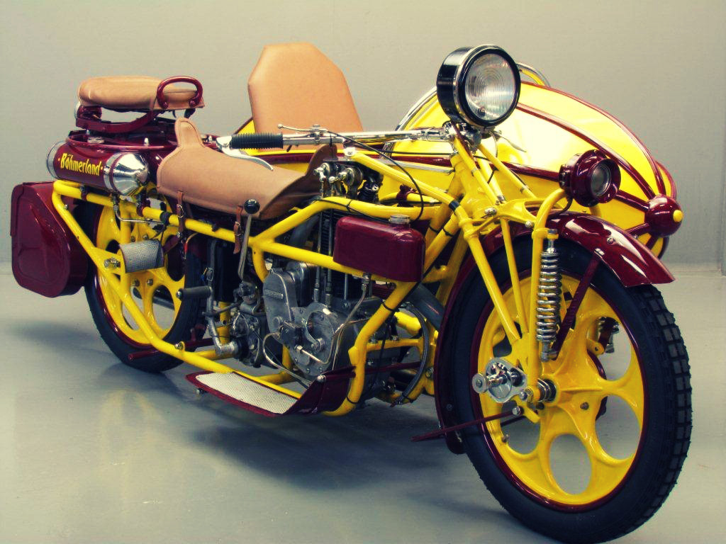 Bohmerland Motorcycle