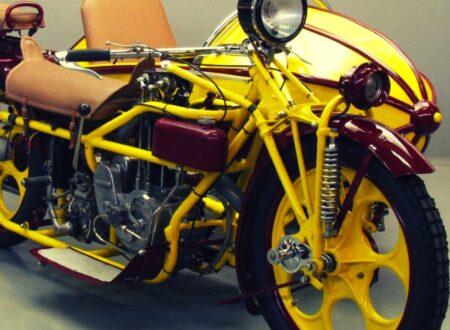 bohmerland motorcycle1 450x330 - 1936 Böhmerland 600cc