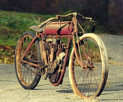 1915 Indian Boardtrack Racer1 395x330 - 1915 Indian Boardtrack Racer