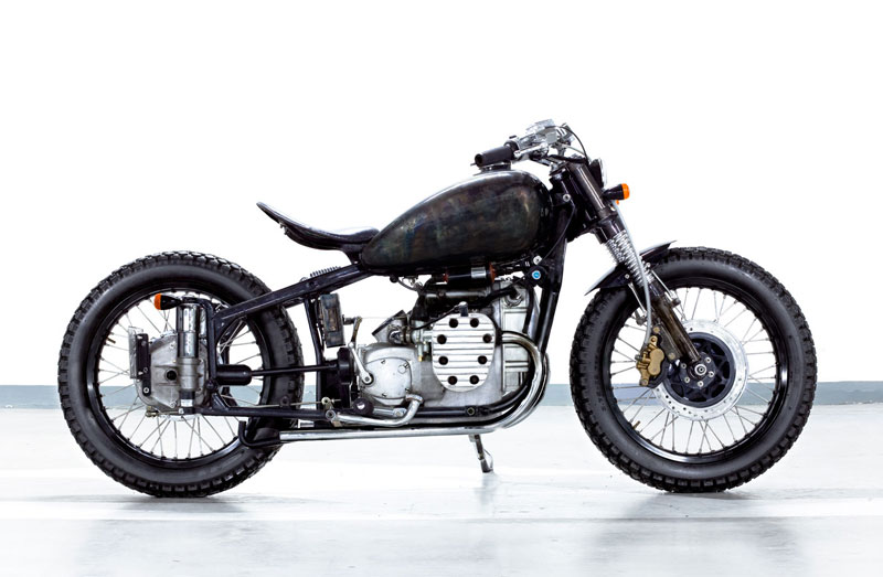Bandit 9 Motorcycle Magnus by Bandit 9 Motorcycles
