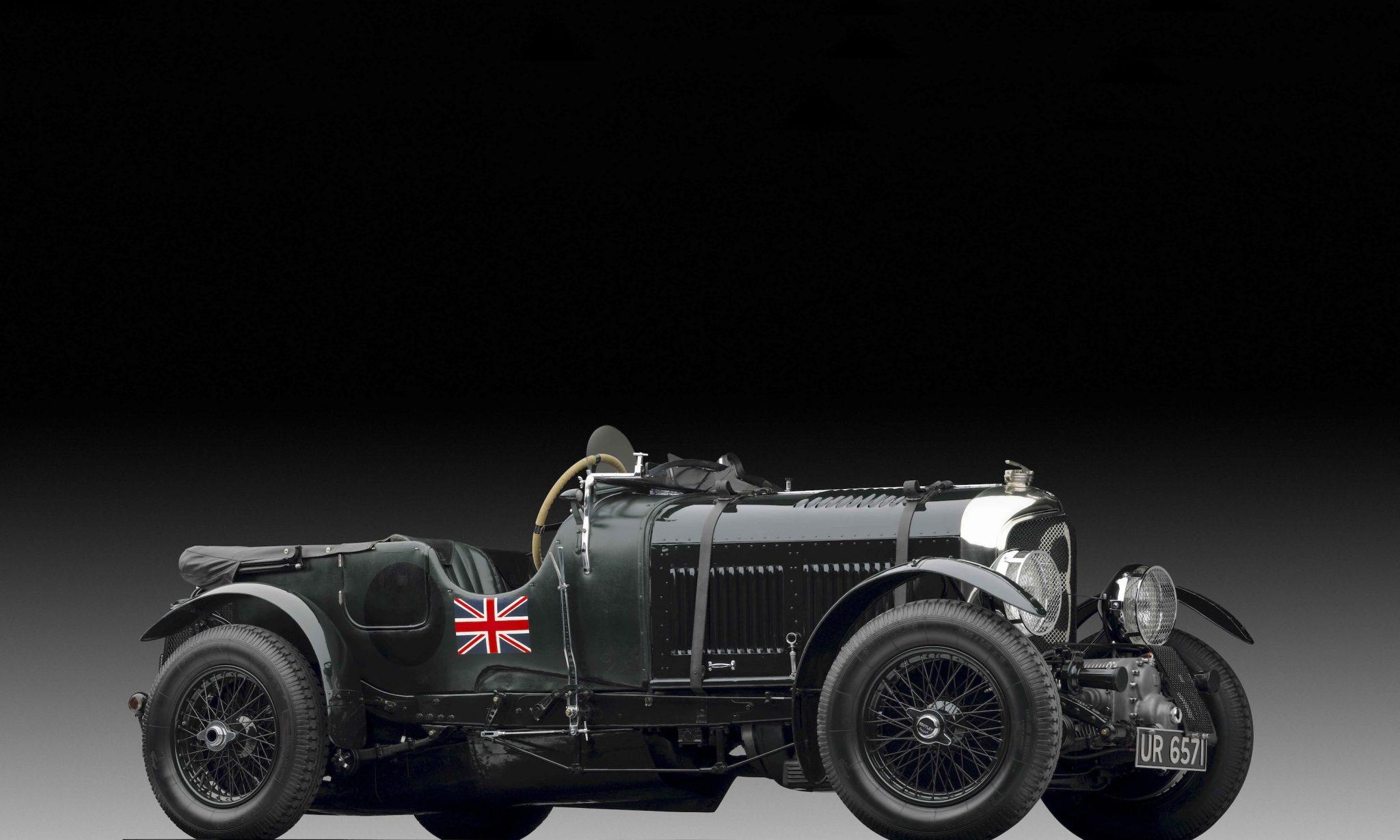 Bentley 4½ Litre Blower