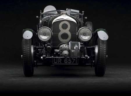 Bentley 4½ Litre Supercharged 450x330 - Blower Bentley