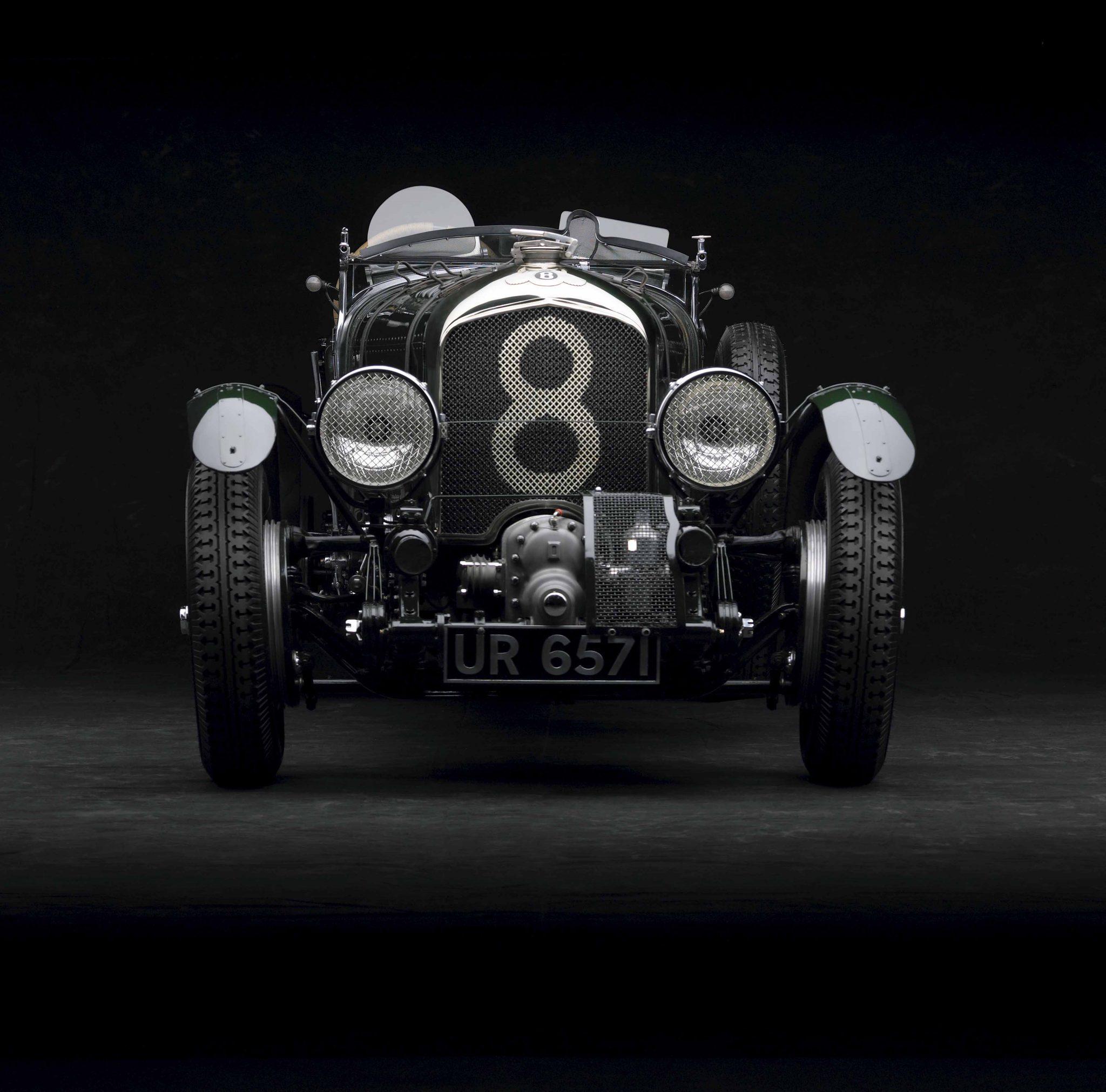Bentley 4½ Litre Supercharged