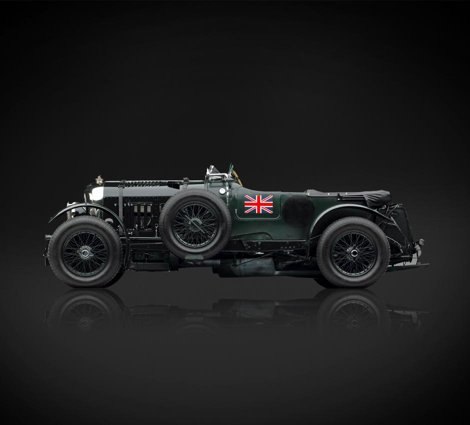 Bentley Photographs Technical Bentley Cars: Blower Bentley 4½ Litre