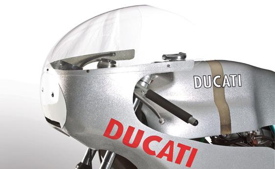 Ducati 750 200 Miglia Imola Corsa Motorcycle