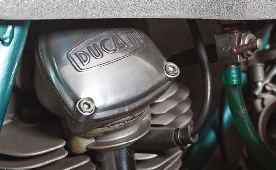 Ducati 750 200 Miglia Imola Corsa Racer