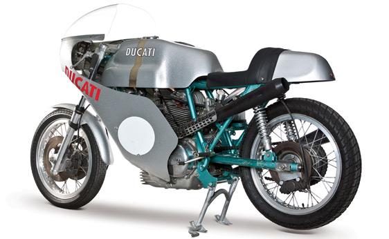 Ducati 750 200 Miglia Imola