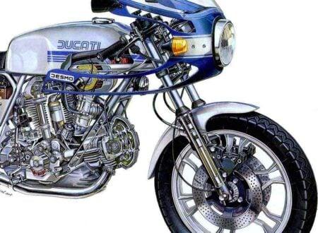 Ducati 900ss Cutaway1 450x330 - Ducati 900ss Cutaway