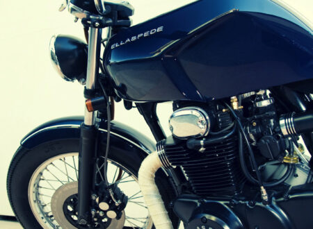 Ellaspede Honda CB350 11 450x330 - Honda CB350 by Ellaspede