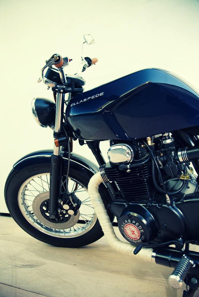 Ellaspede Honda CB350 11 Honda CB350 by Ellaspede