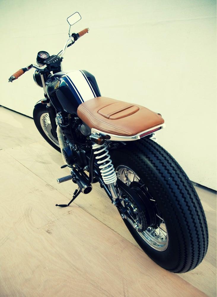 Ellaspede Honda CB350 41 Honda CB350 by Ellaspede
