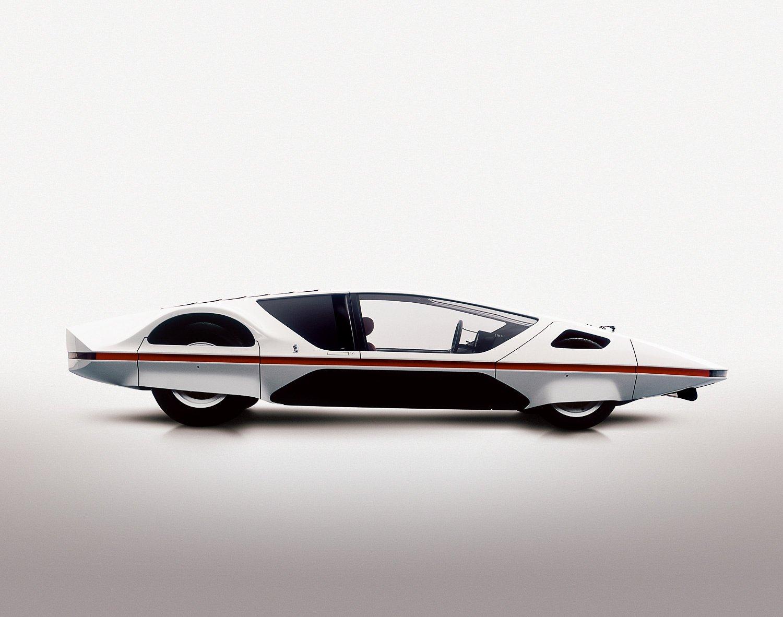 Ferrari Modulo - Pictures + Information