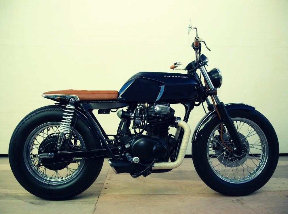 Honda CB350 Honda CB350 by Ellaspede