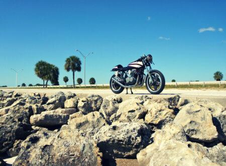 Honda CB650 Cafe Racer 7 450x330 - Honda CB650 by Steel Bent Customs